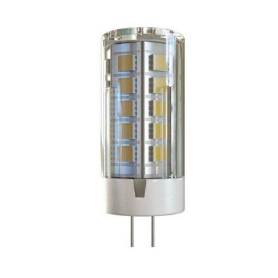 Лампа диодная Voltega VG9-K1G4cold4W-12 (7031)Лампы с цоколем g4<br>Лампа диодная Voltega VG9-K1G4cold4W-12 (7031) является неотъемлемой частью освещения в доме или любом другом помещении, ведь благодаря этой модели мы сможем в полном объеме использовать соответствующий данному цоколю светильник.