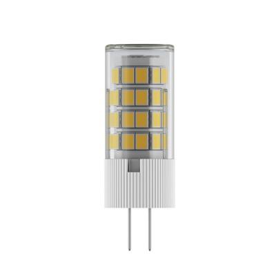 Светодиодная лампа Voltega VG9-K1G4warm3W-12Капсульные G4 12v<br>Дизайнеры рекомендуют покупать для домашнего освещениялампу светодиодную Капсула, Ваттность 3W, Цоколь G4, Цветовая температура 2800К, VG9-K1G4warm3W-12 ведь она не только эстетически акуратно выглядит, но и выдает достаточно высокий КПД светового потока!<br><br>Тип лампы: LED - светодиодная<br>Диаметр, мм мм: 15<br>Высота, мм: 44