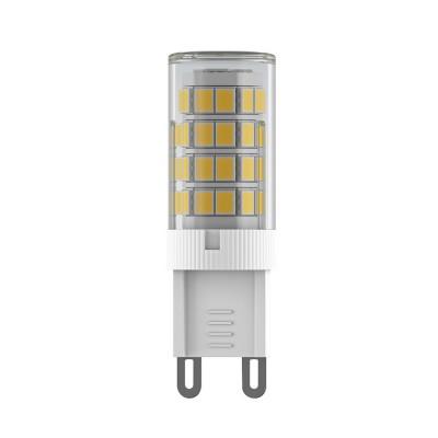 Светодиодная лампа Voltega VG9-K1G9cold4WКапсульные G9 220v<br>Дизайнеры рекомендуют покупать для домашнего освещениялампу светодиодную Капсула, Ваттность 4W, Цоколь G9, Цветовая температура 4000К, VG9-K1G9cold4W ведь она не только эстетически акуратно выглядит, но и выдает достаточно высокий КПД светового потока!<br><br>Тип лампы: LED - светодиодная<br>Тип цоколя: G9<br>Диаметр, мм мм: 15<br>Высота, мм: 50