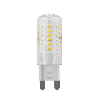 Светодиодная лампа Voltega VG9-K1G9cold3WКапсульные G9 220v<br>Дизайнеры рекомендуют покупать для домашнего освещениялампу светодиодную Капсула, Ваттность 3W, Цоколь G9, Цветовая температура 4000К, VG9-K1G9cold3W ведь она не только эстетически акуратно выглядит, но и выдает достаточно высокий КПД светового потока!<br><br>Тип лампы: LED - светодиодная<br>Тип цоколя: G9<br>Диаметр, мм мм: 15<br>Высота, мм: 50
