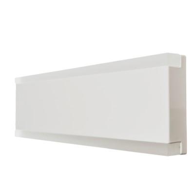 Светильник настенный светодиодный прямоугольный Aberlicht WLL-10.8/4200 10.8W NWПрямоугольные<br>Больше света! Еще больше! Декоративные светильники ABERLICHT WLL-10.8/4200 сделаны таким образом, чтобы освещать не только определенную точку в интерьере, но и все окружающее его пространство. Лаконичный и выверенный дизайн светильника отлично впишется в любой интерьер и станет прекрасным украшением вашего жилища. Возможен монтаж в горизонтальной и вертикальной плоскости.<br><br>S освещ. до, м2: 4<br>Тип лампы: LED<br>Тип цоколя: LED<br>Цвет арматуры: белый<br>Количество ламп: 1<br>Ширина, мм: 350<br>Длина, мм: 115<br>Высота, мм: 35<br>MAX мощность ламп, Вт: 11