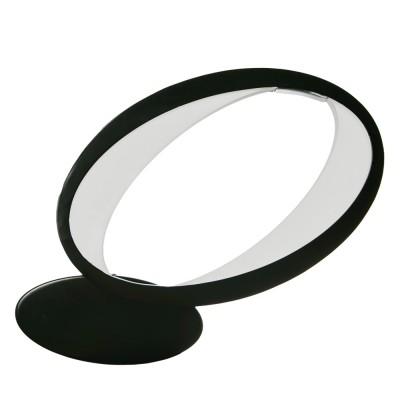 Светильник настенный светодиодный черный Aberlicht WLR-18/4200Хай-тек<br>ABERLICHT WLR-18/4200 black — лучшее решение для самых смелых идей по воплощению дизайна! Данный тип светильников может быть использован не только как индивидуальное решение в частном доме, так как группа таких необычных светильников сможет создать необыкновенную и уютную атмосферу для небольшого кафе, номеров гостиниц, а также дополнить освещение в офисах. Сглаженные круглые линии отлично впишутся в любой стиль и оформление.<br><br>Тип лампы: LED<br>MAX мощность ламп, Вт: 18<br>Диаметр, мм мм: 300<br>Цвет арматуры: черный
