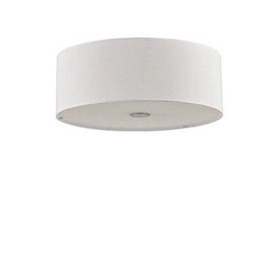 Потолочный светильник Ideal Lux WOODY PL5 BIANCOПотолочные<br>Компания «Светодом» предлагает широкий ассортимент люстр от известных производителей. Представленные в нашем каталоге товары выполнены из современных материалов и обладают отличным качеством. Благодаря широкому ассортименту Вы сможете найти у нас люстру под любой интерьер. Мы предлагаем как классические варианты, так и современные модели, отличающиеся лаконичностью и простотой форм.  Стильная люстра Ideal lux WOODY PL5 BIANCO станет украшением любого дома. Эта модель от известного производителя не оставит равнодушным ценителей красивых и оригинальных предметов интерьера. Люстра Ideal lux WOODY PL5 BIANCO обеспечит равномерное распределение света по всей комнате. При выборе обратите внимание на характеристики, позволяющие приобрести наиболее подходящую модель. Купить понравившуюся люстру по доступной цене Вы можете в интернет-магазине «Светодом». Мы предлагаем доставку не только по Москве и Екатеринбурге, но и по всей России.<br><br>Установка на натяжной потолок: Ограничено<br>S освещ. до, м2: 15<br>Тип цоколя: Е27<br>Количество ламп: 5<br>Диаметр, мм мм: 600<br>Высота, мм: 200<br>MAX мощность ламп, Вт: 60