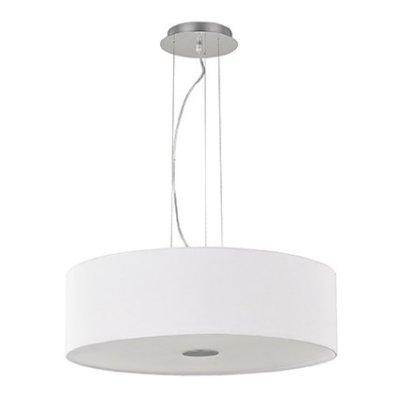 Подвесной светильник Ideal Lux WOODY SP4 BIANCOПодвесные<br>Компания «Светодом» предлагает широкий ассортимент люстр от известных производителей. Представленные в нашем каталоге товары выполнены из современных материалов и обладают отличным качеством. Благодаря широкому ассортименту Вы сможете найти у нас люстру под любой интерьер. Мы предлагаем как классические варианты, так и современные модели, отличающиеся лаконичностью и простотой форм.  Стильная люстра Ideal lux WOODY SP4 BIANCO станет украшением любого дома. Эта модель от известного производителя не оставит равнодушным ценителей красивых и оригинальных предметов интерьера. Люстра Ideal lux WOODY SP4 BIANCO обеспечит равномерное распределение света по всей комнате. При выборе обратите внимание на характеристики, позволяющие приобрести наиболее подходящую модель. Купить понравившуюся люстру по доступной цене Вы можете в интернет-магазине «Светодом».<br><br>Установка на натяжной потолок: Да<br>S освещ. до, м2: 12<br>Тип цоколя: Е27<br>Количество ламп: 4<br>Диаметр, мм мм: 500<br>Длина цепи/провода, мм: 800<br>Высота, мм: 300<br>MAX мощность ламп, Вт: 60