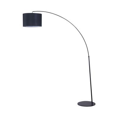 Торшер Maytoni Z328-FL-01-B NevadaСовременные<br><br><br>Тип лампы: Накаливания / энергосбережения / светодиодная<br>Тип цоколя: E27<br>Цвет арматуры: Черный<br>Количество ламп: 1<br>Ширина, мм: 400<br>Глубина, мм: 1400<br>Высота, мм: 2100<br>MAX мощность ламп, Вт: 40
