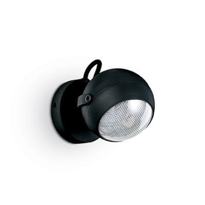 Светильник бра Ideal Lux ZENITH AP1 NEROодиночные споты<br>Светильники-споты – это оригинальные изделия с современным дизайном. Они позволяют не ограничивать свою фантазию при выборе освещения для интерьера. Такие модели обеспечивают достаточно качественный свет. Благодаря компактным размерам Вы можете использовать несколько спотов для одного помещения.  Интернет-магазин «Светодом» предлагает необычный светильник-спот Ideal lux ZENITH AP1 NERO по привлекательной цене. Эта модель станет отличным дополнением к люстре, выполненной в том же стиле. Перед оформлением заказа изучите характеристики изделия.  Купить светильник-спот Ideal lux ZENITH AP1 NERO в нашем онлайн-магазине Вы можете либо с помощью формы на сайте, либо по указанным выше телефонам. Обратите внимание, что у нас склады не только в Москве и Екатеринбурге, но и других городах России.<br><br>S освещ. до, м2: 5<br>Тип цоколя: GU10<br>Количество ламп: 1<br>Диаметр, мм мм: 120<br>Высота, мм: 170<br>MAX мощность ламп, Вт: 11