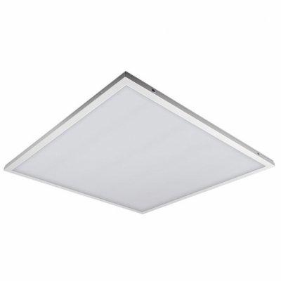Светодиодная панель (светильник) 600*600 матовый ECOLA