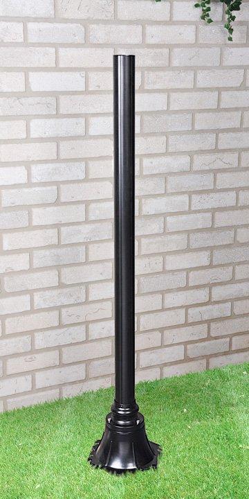 Type-F черный Электростандарт Столб для светильникаУличные светильники-столбы<br>Обеспечение качественного уличного освещения – важная задача для владельцев коттеджей. Компания «Светодом» предлагает современные светильники, которые порадуют Вас отличным исполнением. В нашем каталоге представлена продукция известных производителей, пользующихся популярностью благодаря высокому качеству выпускаемых товаров.   Уличный светильник Электростандарт Type-F черный не просто обеспечит качественное освещение, но и станет украшением Вашего участка. Модель выполнена из современных материалов и имеет влагозащитный корпус, благодаря которому ей не страшны осадки.   Купить уличный светильник Электростандарт Type-F черный, представленный в нашем каталоге, можно с помощью онлайн-формы для заказа. Чтобы задать имеющиеся вопросы, звоните нам по указанным телефонам.<br>