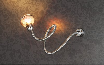 1214 MR16 хром Электростандарт Подсветка галогеннаяСветильники на гибкой ножке<br>Лампа: MR16 G5.3 max 40 Вт Питание: 12 / 220 В Упаковка: 50 шт. Размер: 560 х 55 х 55 мм<br><br>Тип лампы: галогенная/LED<br>Тип цоколя: G5.3<br>MAX мощность ламп, Вт: 40