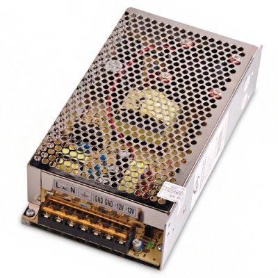 150W 12V IP00 Электростандарт Трансформатор для светодиодной лентыБлоки питания<br>В интернет-магазине «Светодом» можно купить не только люстры и светильники, но и лампочки. В нашем каталоге представлены светодиодные, галогенные, энергосберегающие модели и лампы накаливания. В ассортименте имеются изделия разной мощности, поэтому у нас Вы сможете приобрести все необходимое для освещения. <br> Лампа Электростандарт 150W 12V IP00 обеспечит отличное качество освещения. При покупке ознакомьтесь с параметрами в разделе «Характеристики», чтобы не ошибиться в выборе. Там же указано, для каких осветительных приборов Вы можете использовать лампу Электростандарт 150W 12V IP00Электростандарт 150W 12V IP00. <br> Для оформления покупки воспользуйтесь «Корзиной». При наличии вопросов Вы можете позвонить нашим менеджерам по одному из контактных номеров. Мы доставляем заказы в Москву, Екатеринбург и другие города России.<br>