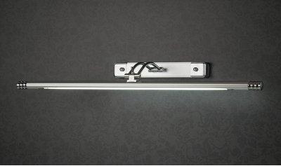 Купить 885 16 Вт серебро матовое Электростандарт Подсветка для картин и зеркал, Китай