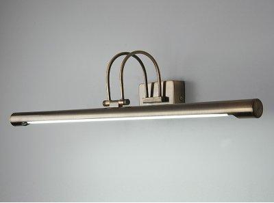 3069 13 Вт бронза Электростандарт Подсветка для картин и зеркалсветильники для картин<br>Лампа T5 13 Вт в комплекте Питание: 220 В / 50 Гц Размер: 630 х 155 х 140 мм Упаковка: 12 шт.<br>