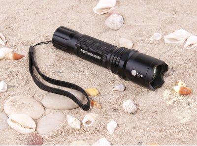 Купить Focus Line Электростандарт Ручной светодиодный фонарь, FLS04-15-5W 200m BK, Китай