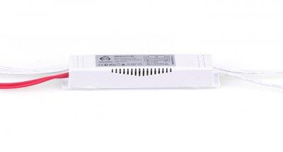 BLS-03 T4 20W Электростандарт Электронный пускорегулирующий аппарат (ЭПРА)ЭПРА для люминесцентных ламп<br>Электронный пускорегулирующий аппарат предназначен для пуска и поддержания рабочего режима люминесцентных ламп. Мощность: 20 Вт Питание: 220 В / 50 Гц<br>