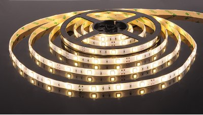 5050/30 LED 7.2W IP65 [белая подложка] теплый белый свет Электростандарт Светодиодная лентаСветодиодная лента 5050<br>В интернет-магазине «Светодом» можно купить не только люстры и светильники, но и лампочки. В нашем каталоге представлены светодиодные, галогенные, энергосберегающие модели и лампы накаливания. В ассортименте имеются изделия разной мощности, поэтому у нас Вы сможете приобрести все необходимое для освещения.   Лампа Электростандарт 5050/30 LED 7.2W IP65 [белая подложка] теплый белый свет обеспечит отличное качество освещения. При покупке ознакомьтесь с параметрами в разделе «Характеристики», чтобы не ошибиться в выборе. Там же указано, для каких осветительных приборов Вы можете использовать лампу Электростандарт 5050/30 LED 7.2W IP65 [белая подложка] теплый белый светЭлектростандарт 5050/30 LED 7.2W IP65 [белая подложка] теплый белый свет.   Для оформления покупки воспользуйтесь «Корзиной». При наличии вопросов Вы можете позвонить нашим менеджерам по одному из контактных номеров. Мы доставляем заказы в Москву, Екатеринбург и другие города России.<br><br>Тип лампы: LED<br>Количество ламп: 30 LED/м<br>MAX мощность ламп, Вт: 7.2 Вт/м
