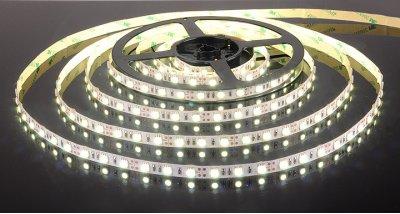 5050/60 LED 14.4W IP20 [белая подложка] белый свет Электростандарт Светодиодная лентаЛента 5050<br>В интернет-магазине «Светодом» можно купить не только люстры и светильники, но и лампочки. В нашем каталоге представлены светодиодные, галогенные, энергосберегающие модели и лампы накаливания. В ассортименте имеются изделия разной мощности, поэтому у нас Вы сможете приобрести все необходимое для освещения.   Лампа Электростандарт 5050/60 LED 14.4W IP20 [белая подложка] белый свет обеспечит отличное качество освещения. При покупке ознакомьтесь с параметрами в разделе «Характеристики», чтобы не ошибиться в выборе. Там же указано, для каких осветительных приборов Вы можете использовать лампу Электростандарт 5050/60 LED 14.4W IP20 [белая подложка] белый светЭлектростандарт 5050/60 LED 14.4W IP20 [белая подложка] белый свет.   Для оформления покупки воспользуйтесь «Корзиной». При наличии вопросов Вы можете позвонить нашим менеджерам по одному из контактных номеров. Мы доставляем заказы в Москву, Екатеринбург и другие города России.<br><br>Тип лампы: LED<br>Количество ламп: 60LED/м<br>MAX мощность ламп, Вт: 14.4