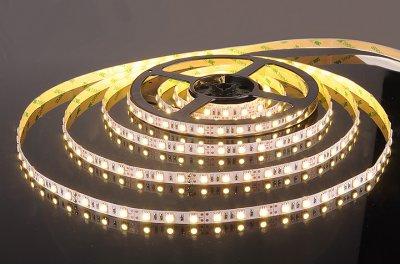 5050/60 LED 14.4W IP20 теплый белый свет Электростандарт Светодиодная лентаЛента 5050<br>В интернет-магазине «Светодом» можно купить не только люстры и светильники, но и лампочки. В нашем каталоге представлены светодиодные, галогенные, энергосберегающие модели и лампы накаливания. В ассортименте имеются изделия разной мощности, поэтому у нас Вы сможете приобрести все необходимое для освещения. <br> Лампа Электростандарт 5050/60 LED 14.4W IP20 [белая подложка] теплый белый свет обеспечит отличное качество освещения. При покупке ознакомьтесь с параметрами в разделе «Характеристики», чтобы не ошибиться в выборе. Там же указано, для каких осветительных приборов Вы можете использовать лампу Электростандарт 5050/60 LED 14.4W IP20 [белая подложка] теплый белый светЭлектростандарт 5050/60 LED 14.4W IP20 [белая подложка] теплый белый свет. <br> Для оформления покупки воспользуйтесь «Корзиной». При наличии вопросов Вы можете позвонить нашим менеджерам по одному из контактных номеров. Мы доставляем заказы в Москву, Екатеринбург и другие города России.<br><br>Тип лампы: LED<br>Количество ламп: 60LED/м<br>MAX мощность ламп, Вт: 14.4