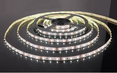 3528/60 LED 4.8W IP20 [белая подложка] белый свет Электростандарт Светодиодная лентаЛента 3528<br>В интернет-магазине «Светодом» можно купить не только люстры и светильники, но и лампочки. В нашем каталоге представлены светодиодные, галогенные, энергосберегающие модели и лампы накаливания. В ассортименте имеются изделия разной мощности, поэтому у нас Вы сможете приобрести все необходимое для освещения.   Лампа Электростандарт 3528/60 LED 4.8W IP20 [белая подложка] белый свет обеспечит отличное качество освещения. При покупке ознакомьтесь с параметрами в разделе «Характеристики», чтобы не ошибиться в выборе. Там же указано, для каких осветительных приборов Вы можете использовать лампу Электростандарт 3528/60 LED 4.8W IP20 [белая подложка] белый светЭлектростандарт 3528/60 LED 4.8W IP20 [белая подложка] белый свет.   Для оформления покупки воспользуйтесь «Корзиной». При наличии вопросов Вы можете позвонить нашим менеджерам по одному из контактных номеров. Мы доставляем заказы в Москву, Екатеринбург и другие города России.<br><br>Тип лампы: LED<br>Количество ламп: 60LED/м<br>MAX мощность ламп, Вт: 4.8Вт/м