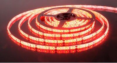 3528/60 LED 4.8W IP65 [белая подложка] красный свет Электростандарт Светодиодная лентаЛента 3528<br>В интернет-магазине «Светодом» можно купить не только люстры и светильники, но и лампочки. В нашем каталоге представлены светодиодные, галогенные, энергосберегающие модели и лампы накаливания. В ассортименте имеются изделия разной мощности, поэтому у нас Вы сможете приобрести все необходимое для освещения.   Лампа Электростандарт 3528/60 LED 4.8W IP65 [белая подложка] красный свет обеспечит отличное качество освещения. При покупке ознакомьтесь с параметрами в разделе «Характеристики», чтобы не ошибиться в выборе. Там же указано, для каких осветительных приборов Вы можете использовать лампу Электростандарт 3528/60 LED 4.8W IP65 [белая подложка] красный светЭлектростандарт 3528/60 LED 4.8W IP65 [белая подложка] красный свет.   Для оформления покупки воспользуйтесь «Корзиной». При наличии вопросов Вы можете позвонить нашим менеджерам по одному из контактных номеров. Мы доставляем заказы в Москву, Екатеринбург и другие города России.<br><br>Тип лампы: LED<br>Количество ламп: 60LED/м<br>MAX мощность ламп, Вт: 4.8Вт/м