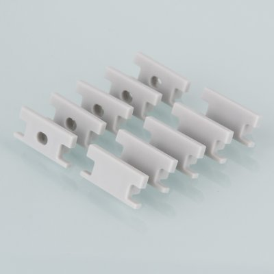 ZLL-2-ALP002 Электростандарт Комплект заглушек для встраиваемого напольного алюминиевого профиля для светодиодной ленты (10 пар)Профиль для ленты<br>Заглушки совместимы с профилем: LL-2-ALP002 Комплект: 10 пар. Упаковка: ПВХ пакет со стикером<br>