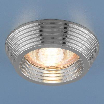 6066 MR16 CH хром Электростандарт Точечный светильникКруглые<br>Лампа: MR16 G5.3 max 50 Вт Диаметр: ? 87 мм Высота внутренней части: ? 23 мм Высота внешней части: ? 21 мм Монтажное отверстие: ? 60 мм Гарантия: 2 года<br><br>Тип цоколя: gu5.3<br>Диаметр, мм мм: 87<br>Диаметр врезного отверстия, мм: 60<br>Высота, мм: 21<br>MAX мощность ламп, Вт: 50