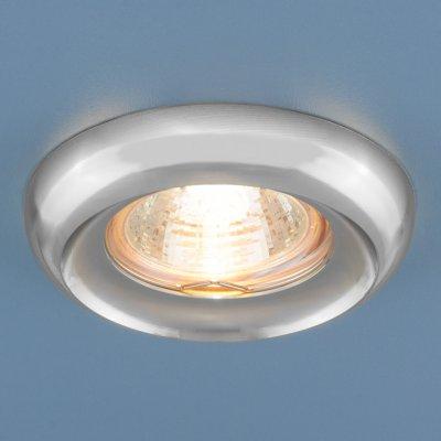 6065 MR16 CH хром Электростандарт Точечный светильникКруглые<br>Лампа: MR16 G5.3 max 50 Вт Диаметр: ? 87 мм Высота внутренней части: ? 23 мм Высота внешней части: ? 18 мм Монтажное отверстие: ? 60 мм Гарантия: 2 года<br><br>Тип цоколя: gu5.3<br>Диаметр, мм мм: 87<br>Диаметр врезного отверстия, мм: 60<br>Высота, мм: 18<br>MAX мощность ламп, Вт: 50