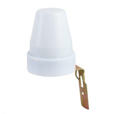 Датчик освещенности Электростандарт SNS-L-08датчики освещенности и фотореле<br>Датчик освещенности SNS-L-08 предназначен для автоматического включения электроприборов в темное время суток. Компактный корпус с высокой степенью влагозащищенности позволяет устанавливать датчик непосредственно на осветительный прибор или рядом с ним.  Цвет: белый Рабочее напряжение: 220 В, 50 – 60 Гц Макс. мощность нагрузки: 2200 Вт Макс. ток в цепи нагрузки: 10 А Окружающая освещенность: от 5 до 50 люкс Пылевлагозащищенность: IP44 Рабочая температура: от -20 до +40 °С Размер: 63 х 148 х 75 мм