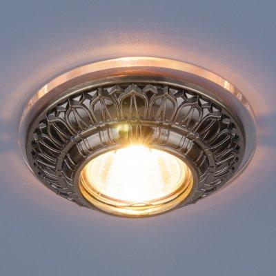 6024 MR16 SB бронза Электростандарт Точечный светильникКруглые встраиваемые светильники<br>Лампа: MR16 G5.3 max 50 Вт Диаметр: ? 110 мм Высота внутренней части: ? 24 мм Высота внешней части: ? 26 мм Монтажное отверстие: ? 70 мм Гарантия: 2 года<br><br>Тип цоколя: gu5.3<br>Диаметр, мм мм: 110<br>Диаметр врезного отверстия, мм: 70<br>Высота, мм: 26<br>MAX мощность ламп, Вт: 50