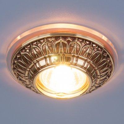 6024 MR16 GD золото Электростандарт Точечный светильникКруглые встраиваемые светильники<br>Лампа: MR16 G5.3 max 50 Вт Диаметр: ? 110 мм Высота внутренней части: ? 24 мм Высота внешней части: ? 26 мм Монтажное отверстие: ? 70 мм Гарантия: 2 года<br><br>Тип цоколя: gu5.3<br>Диаметр, мм мм: 110<br>Диаметр врезного отверстия, мм: 70<br>Высота, мм: 26<br>MAX мощность ламп, Вт: 50