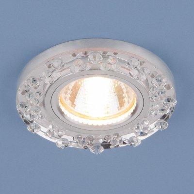 Купить Точечный светильник Elektrostandard 8260 MR16 SL зеркальный/серебро, Электростандарт, Китай