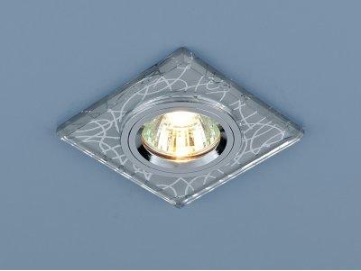 8370 CH (хром) Электростандарт Точечный светильник