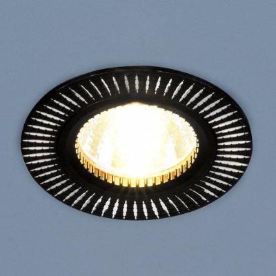 2003 MR16 BK/SL черный/серебро Электростандарт Точечный светильникКруглые<br>Лампа: MR16 G5.3 max 50 Вт Диаметр: ? 78 мм Высота внутренней части: ? 21 мм Высота внешней части: ? 3 мм Монтажное отверстие: ? 60 мм Гарантия: 2 года<br><br>Тип цоколя: gu5.3<br>Диаметр, мм мм: 78<br>Диаметр врезного отверстия, мм: 60<br>Высота, мм: 3<br>MAX мощность ламп, Вт: 50