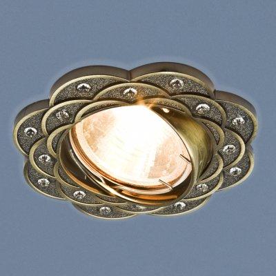 8006 MR16 SB бронза Электростандарт Точечный светильникКруглые встраиваемые светильники<br>Лампа: MR16 G5.3 max 50 Вт Диаметр: ? 95 мм Высота внутренней части: ? 20 мм Высота внешней части: ? 5 мм Монтажное отверстие: ? 75 мм Гарантия: 2 года<br><br>Тип цоколя: gu5.3<br>Диаметр, мм мм: 95<br>Диаметр врезного отверстия, мм: 75<br>Высота, мм: 5<br>MAX мощность ламп, Вт: 50
