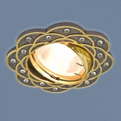8006 MR16 GU/GD черный/золото Электростандарт Точечный светильникКруглые<br>Лампа: MR16 G5.3 max 50 Вт Диаметр: ? 95 мм Высота внутренней части: ? 20 мм Высота внешней части: ? 5 мм Монтажное отверстие: ? 75 мм Гарантия: 2 года<br><br>Тип цоколя: gu5.3<br>Диаметр, мм мм: 95<br>Диаметр врезного отверстия, мм: 75<br>Высота, мм: 5<br>MAX мощность ламп, Вт: 50