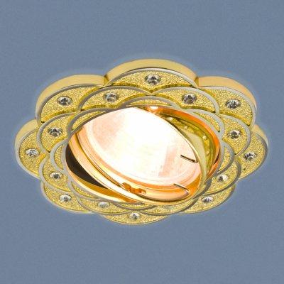 8006 MR16 GD/N золото/никель Электростандарт Точечный светильникКруглые<br>Лампа: MR16 G5.3 max 50 Вт Диаметр: ? 95 мм Высота внутренней части: ? 20 мм Высота внешней части: ? 5 мм Монтажное отверстие: ? 75 мм Гарантия: 2 года<br><br>Тип цоколя: gu5.3<br>Диаметр, мм мм: 95<br>Диаметр врезного отверстия, мм: 75<br>Высота, мм: 5<br>MAX мощность ламп, Вт: 50