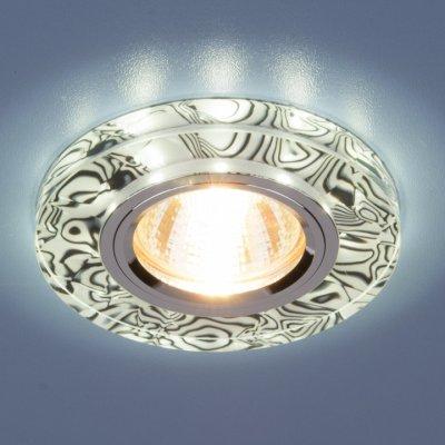 8371 MR16 WH/BK белый/черный Электростандарт Точечный светильник светодиодныйКруглые<br>Лампа: MR16 G5.3 max 50 Вт + LED Мощность LED подсветки: 3 Вт Диаметр: ? 90 мм Высота внутренней части: ? 17 мм Высота внешней части: ? 11 мм Монтажное отверстие: ? 65 мм Гарантия: 2 года<br><br>Тип цоколя: gu5.3<br>Диаметр, мм мм: 90<br>Диаметр врезного отверстия, мм: 65<br>Высота, мм: 11<br>MAX мощность ламп, Вт: 50