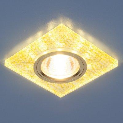 8361 MR16WH/GD белый/золото Электростандарт Точечный светильник светодиодныйКвадратные<br>Лампа: MR16 G5.3 max 35 Вт + LED Мощность LED подсветки: 3 Вт Размер: 90 х 90 мм Высота внутренней части: ? 16 мм Высота внешней части: ? 12 мм Монтажное отверстие: ? 65 мм Гарантия: 2 года<br><br>Тип цоколя: gu5.3<br>Ширина, мм: 90<br>Диаметр врезного отверстия, мм: 65<br>Длина, мм: 90<br>Высота, мм: 12<br>MAX мощность ламп, Вт: 50