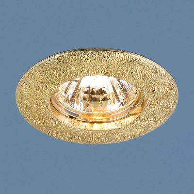 603 MR16 SG сатин золото Электростандарт Точечный светильникКруглые встраиваемые светильники<br>Лампа: MR16 G5.3 max 50 Вт Диаметр: ? 86 мм Высота внутренней части: ? 22 мм Высота внешней части: ? 4 мм Монтажное отверстие: ? 60 мм Гарантия: 2 года<br><br>Тип цоколя: gu5.3<br>Диаметр, мм мм: 86<br>Диаметр врезного отверстия, мм: 60<br>Высота, мм: 4<br>MAX мощность ламп, Вт: 50