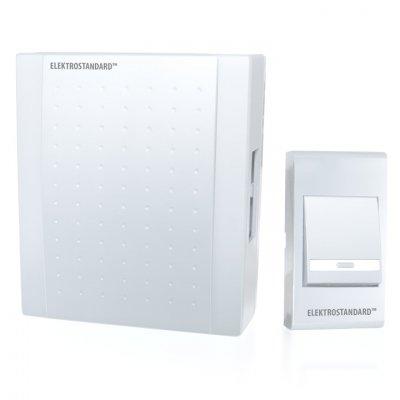 Дверной звонок Электростандарт DBQ15 WM 1M IP44 от Svetodom