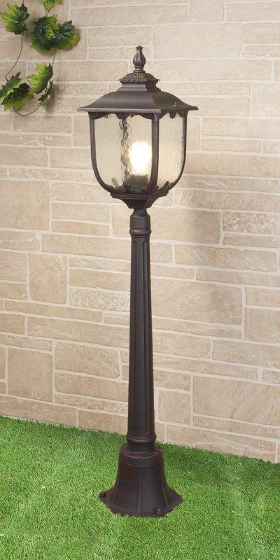 Sculptor F капучино (арт. GLXT-1407F) Электростандарт Светильник на столбеУличные светильники-столбы<br>Цвет: капучино Цоколь: Е27 Питание: 220 В / 50 Гц Пылевлагозащищенность: IP 44 Мощность: 1 x 60 Вт Размер: 230 х 230 х 1180 мм<br><br>Тип лампы: Накаливания / энергосбережения / светодиодная<br>Тип цоколя: E27<br>Количество ламп: 1<br>Диаметр, мм мм: 230<br>Высота, мм: 1180<br>MAX мощность ламп, Вт: 60