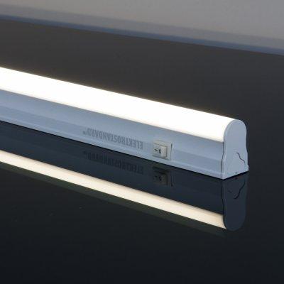 Led Stick Т5 90 см 84led 18W 4200К Электростандарт Светодиодный светильникЛинейные светодиодные светильники<br>Мощность: 18 Вт Яркость: 1440 лм Свет: теплый белый 4200K Угол рассеивания: 130° Питание: 220 В / 50 Гц Количество светодиодов: 84 шт. Размер: 874 х 22 х 34 мм<br><br>Цветовая t, К: 4200<br>Тип лампы: LED<br>Ширина, мм: 874<br>MAX мощность ламп, Вт: 18