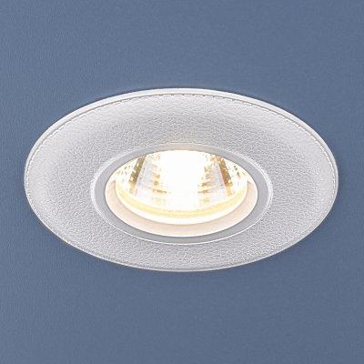 107 MR16 WH белый Электростандарт Точечный светильникКруглые встраиваемые светильники<br>Лампа: MR16 G5.3 max, 35 Вт Диаметр: ? 95 мм Высота внутренней части: ? 25 мм Высота внешней части: ? 5 мм Монтажное отверстие: ? 60 мм Гарантия: 2 года<br><br>Тип цоколя: gu5.3<br>Диаметр, мм мм: 95<br>Диаметр врезного отверстия, мм: 60<br>MAX мощность ламп, Вт: 35