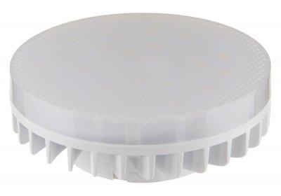 GX53 LED AL 12W 6500K Электростандарт Лампа светодиоднаяСветодиодные лампы gx 53<br>Мощность: 12 Вт Цвет: 6500K Цоколь: GX53 Световой поток: 1020 лм Размер: ? 75 x 29 мм Питание: 220 В / 50 Гц Ресурс: 50 000 ч<br><br>Цветовая t, К: CW - дневной белый 6000 К (6500)<br>Тип лампы: LED<br>Тип цоколя: GX53<br>MAX мощность ламп, Вт: 12