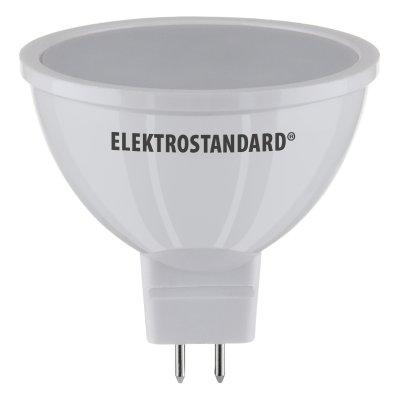 JCDR01 5W 220V 3300K Электростандарт Лампа светодиоднаяЗеркальные MR16 - 5.3<br>Мощность: 5 Вт Цвет: 3300 K Цоколь: G5.3 Яркость: 430 лм Размер: ? 50 x 53 мм Питание: 220 В / 50 Гц Ресурс: 50 000 ч Гарантия: 2 года<br><br>Цветовая t, К: WW - теплый белый 2700-3000 К (3300)<br>Тип лампы: LED<br>Тип цоколя: G5.3 (GU5.3)<br>Диаметр, мм мм: 50<br>Высота, мм: 53<br>MAX мощность ламп, Вт: 5