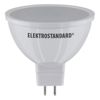 JCDR01 5W 220V 4200K Электростандарт Лампа светодиоднаяЗеркальные MR16 - 5.3<br>Мощность: 5 Вт Цвет: 4200 K Цоколь: G5.3 Яркость: 430 лм Размер: ? 50 x 53 мм Питание: 220 В / 50 Гц Ресурс: 50 000 ч Гарантия: 2 года<br><br>Цветовая t, К: CW - холодный белый 4000 К (4200)<br>Тип лампы: LED<br>Тип цоколя: G5.3 (GU5.3)<br>Диаметр, мм мм: 50<br>Высота, мм: 53<br>MAX мощность ламп, Вт: 5
