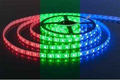 5050 12V 60Led 14,4W IP65 RGB Электростандарт светодиодная лентаСветодиодная лента 5050<br>В интернет-магазине «Светодом» можно купить не только люстры и светильники, но и лампочки. В нашем каталоге представлены светодиодные, галогенные, энергосберегающие модели и лампы накаливания. В ассортименте имеются изделия разной мощности, поэтому у нас Вы сможете приобрести все необходимое для освещения.   Лампа Электростандарт 5050 12V 60Led 14,4W IP65 RGB обеспечит отличное качество освещения. При покупке ознакомьтесь с параметрами в разделе «Характеристики», чтобы не ошибиться в выборе. Там же указано, для каких осветительных приборов Вы можете использовать лампу Электростандарт 5050 12V 60Led 14,4W IP65 RGBЭлектростандарт 5050 12V 60Led 14,4W IP65 RGB.   Для оформления покупки воспользуйтесь «Корзиной». При наличии вопросов Вы можете позвонить нашим менеджерам по одному из контактных номеров. Мы доставляем заказы в Москву, Екатеринбург и другие города России.<br>