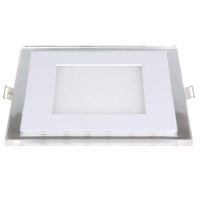 DLKS160 12W 4200K Blue Электростандарт Встраиваемый потолочный светодиодный светильникСветодиодные квадратные светильники<br>Мощность: 12 Вт Световой поток: 700 лм Свет: 4200 K теплый белый Кол-во светодиодов: 120 шт. SMD Угол рассеивания: 120° Пылевлагозащищенность: IP20 Срок службы: 50 000 ч Рабочий диапазон: -20° ... 50° Питание: 180 - 220 В Монтажное отверстие: 110 х 110 мм Размеры: 155 х 155 х 24 мм Гарантия: 2 года<br><br>Цветовая t, К: 4200<br>Тип лампы: LED<br>Ширина, мм: 155<br>Диаметр врезного отверстия, мм: 110 x 110<br>Длина, мм: 155<br>Высота, мм: 24<br>MAX мощность ламп, Вт: 12