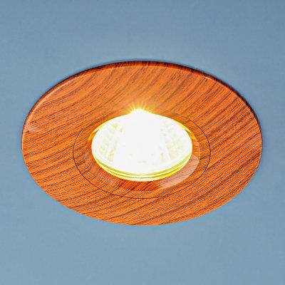 108 MR16 BR дуб Электростандарт Точечный светильникКруглые<br>Лампа: MR16 G5.3 max 35 Вт Диаметр: ? 95 мм Высота внутренней части: ? 25 мм Высота внешней части: ? 5 мм Монтажное отверстие: ? 60 мм Гарантия: 2 года<br><br>Тип цоколя: gu5.3<br>Диаметр, мм мм: 95<br>Диаметр врезного отверстия, мм: 60<br>MAX мощность ламп, Вт: 35