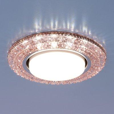 Купить 3030 GX53 PK розовый Электростандарт Точечный светильник со светодиодами, Китай