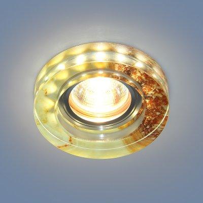 2190 MR16 YL желто-терракотовый Электростандарт Точечный светильник со светодиодамиКруглые<br>Лампа: MR16 G5.3, max 35 Вт + LED 3 Вт Диаметр: ? 95 мм  Высота внутренней части: ? 16 мм Высота внешней части: ? 18 мм Монтажное отверстие: ? 70 мм Гарантия: 2 года<br><br>Тип цоколя: gu5.3<br>Диаметр, мм мм: 95<br>Высота, мм: 70<br>MAX мощность ламп, Вт: 35